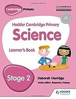 Hodder Cambridge Primary Science Learner's Book 2