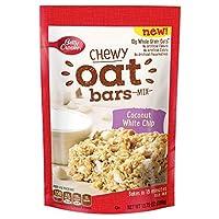 Betty Crocker Coconut White Chip Oat Bars Mix ベティクロッカーココナッツホワイトチップオーツバーミックス380g [並行輸入品]