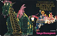 テレホンカード テレカ Tokyo disneyland ©Disney 東京ディズニーランド エレクトリカルパレード ① ELECTRICAL PARADE 50度数