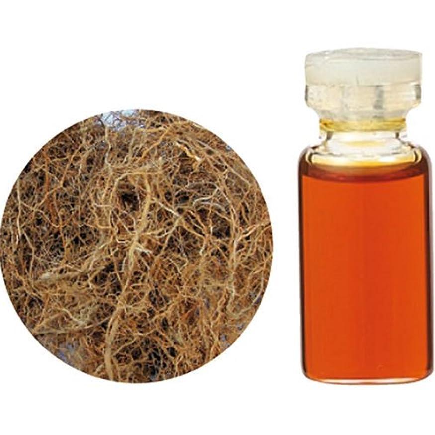 混合した材料涙Herbal Life べチバー 10ml