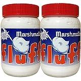 fluff(フラフ) マシュマロクリーム バニラ 213g×2個