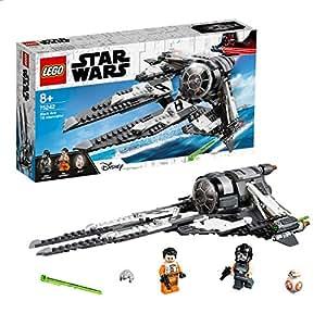 レゴ(LEGO) スター・ウォーズ ブラックエース・タイ・インターセプター 75242