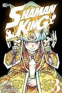 SHAMAN KING ~シャーマンキング~ KC完結版 3巻 表紙画像
