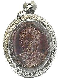Spirit of Asia Thai Amulets Por Phu Yee Gor Hong Gamblers amuletペンダント