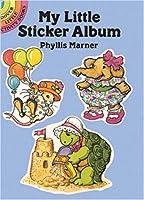 My Little Sticker Album (Dover Little Activity Books)
