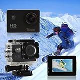 SuncoR SJ4000 1080P高画質 防水スポーツ アクション カメラ 日本語対応 サイクル録画 Gセンサー付き バイクや自転車、カートや車に取り付け可能