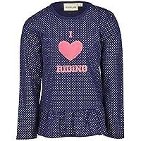 DUBLIN Ingrid Heart Long Sleeve Shirt Childs Horse Rug