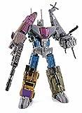 Unique Toys Ragnaros M-01~M-05 合体 変形 五体セット