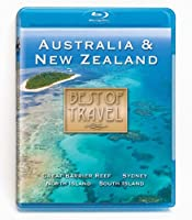 Best of Travel: Australia & New Zealand [Blu-ray] [Import]