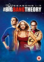 The Big Bang Theory Season 1-7 [DVD][Import]