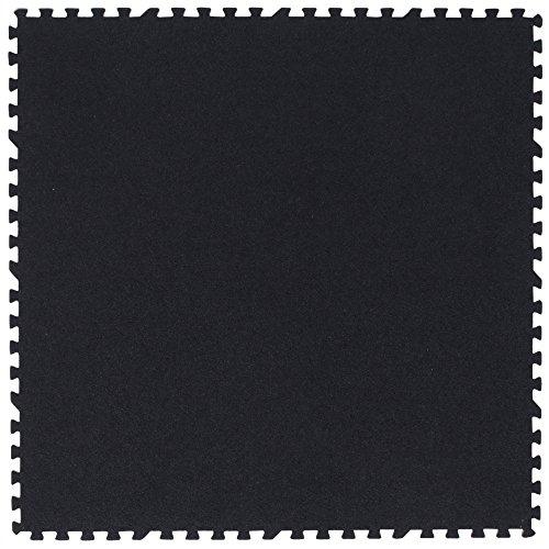 アイリスプラザ ジョイントマット・コルクマット ブラック 60×60cm
