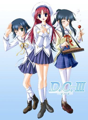 D.C. ~ダ・カーポ~ DVD-BOX 3 /