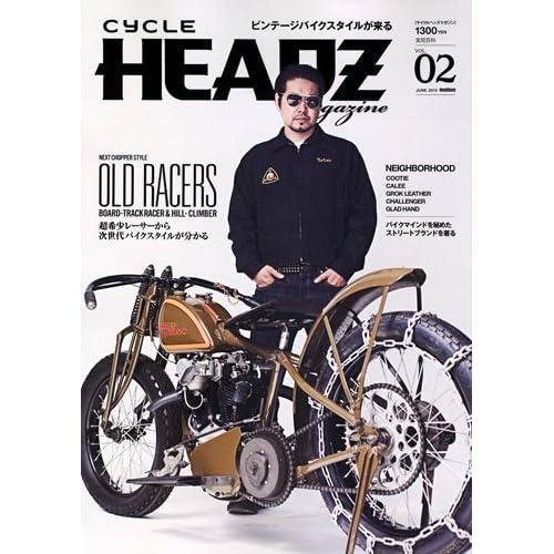 CYCLE HEADZ magazine Vol.2 (実用百科)