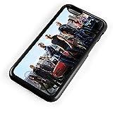 3色【人気映画『ワイルド・スピード』(原題: The Fast and The Furious)】iPhone 6s/6&iPhone7&plusプラス対応!携帯ケース/スマホケース/アイフォンケース/ハードカバー/Hard Case-2 (iPhone7, ブラック) [並行輸入品]