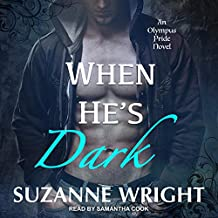 When He's Dark: Olympus Pride Series, Book 1