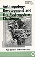Anthropology, Development and the Post-Modern Challenge (Anthropology, Culture and Society)