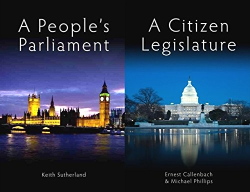 Download A People's Parliament/A Citizen Legislature (Sortition and Public Policy) 1845401085