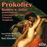 Prokofiev: Romeo & Juliet Suit