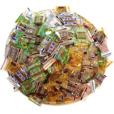 黒糖バラエティーパック 1袋(1袋・300g・個包装込)【くろくろとう 】【ミント黒糖】【生姜黒糖 】【塩黒糖 】【ココア黒糖 】【シークワーサー黒糖】レターパックライトにて発送