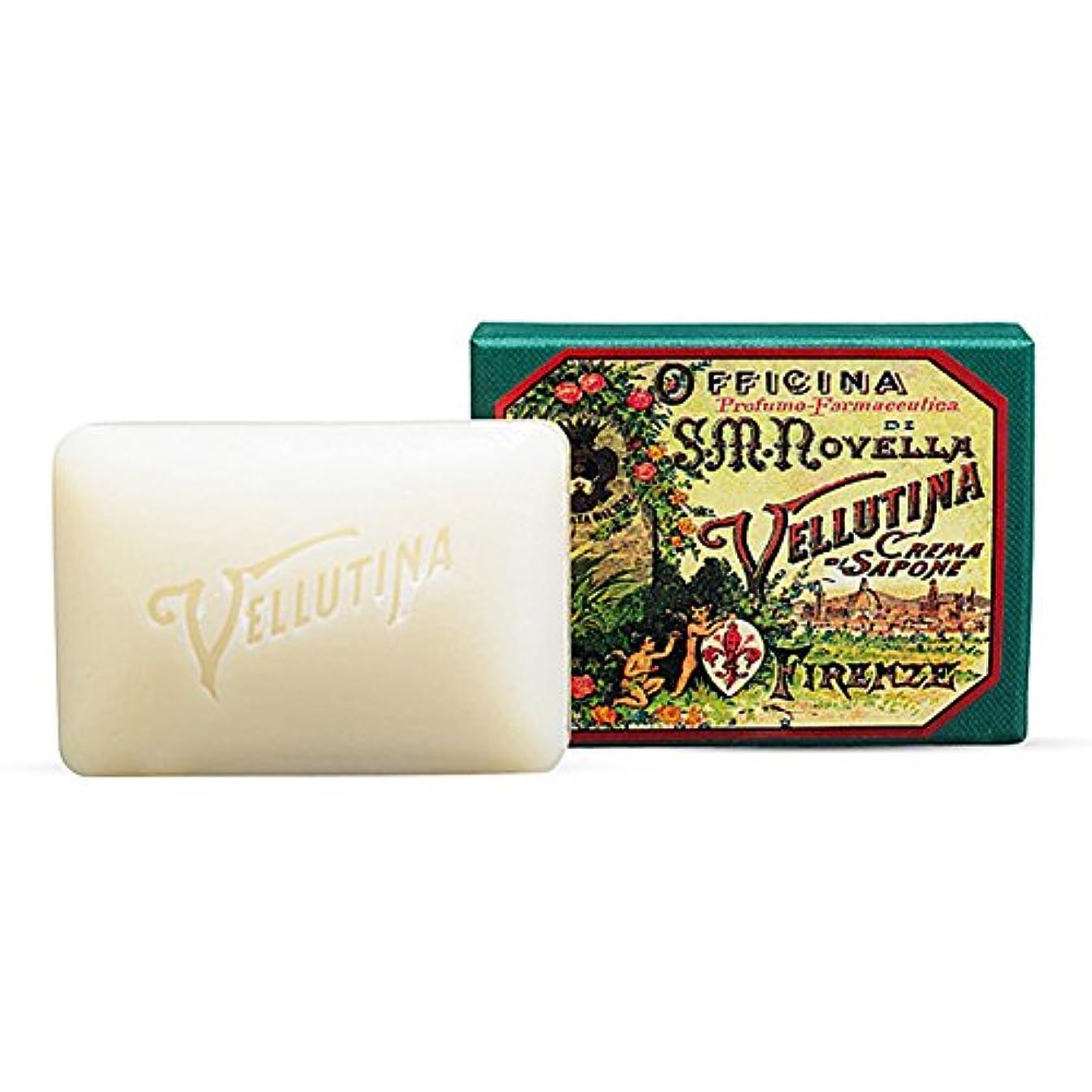 スケートブランド名つぶやき(サンタマリアノヴェッラ) Santa Maria Novella Sapone Vellutina 63149110026 (海外直送品)