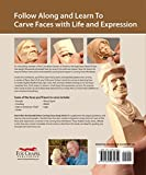 Carving Faces Workbook: Learn to Carve Facial Expressions and Characteristics With the Legendary Harold Enlow 画像