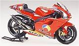 タミヤ 1/12 オートバイシリーズ No.91 アンテナ 3 ヤマハ ダンティーン YZR 500 2002 プラモデル 14091