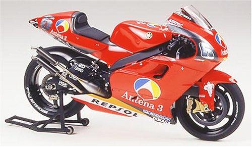 1/12 オートバイシリーズ アンテナ 3 ヤマハ ダンティーン YZR 500 '02
