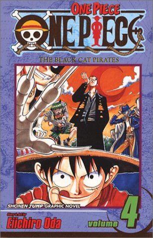 One Piece, Vol. 4の詳細を見る