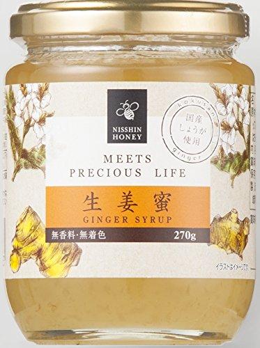 日新蜂蜜 生姜蜜 270g×2個