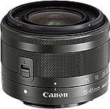 Canon【標準ズームレンズ】EF-M15-45mm F3.5-6.3IS STM