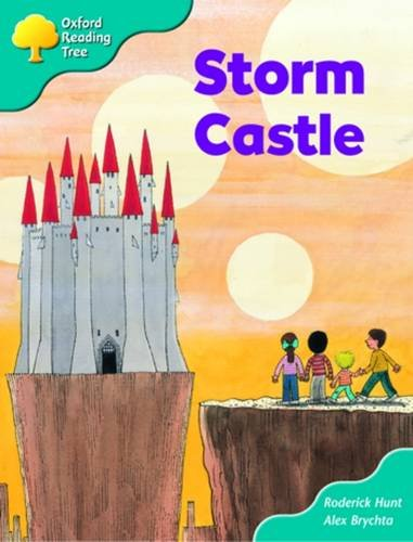 Oxford Reading Tree: Stage 9: Storybooks: Storm Castleの詳細を見る