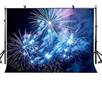DLQX 150x210cm華麗な花火背景花火のような人生ゴージャスな美しさの写真撮影の背景写真スクリーン