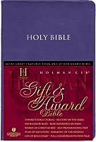 Holman Christian Standard Bible Gift & Award: Blue