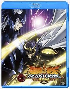聖闘士星矢 THE LOST CANVAS 冥王神話<第2章> Vol.4 [Blu-ray]
