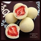 cafe,q tokyo ベーシックボックス / ポーランド産 ドライ ストロベリー ミルキー ホワイト チョコレート