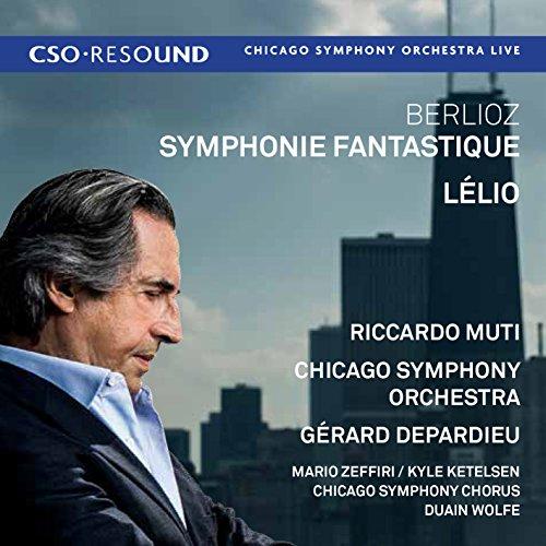 Berlioz: Symphonie Fantastique - Lelio