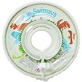 Swimava 【日本正規品60日保障】うきわ首リング(ディーノ) SW120DS
