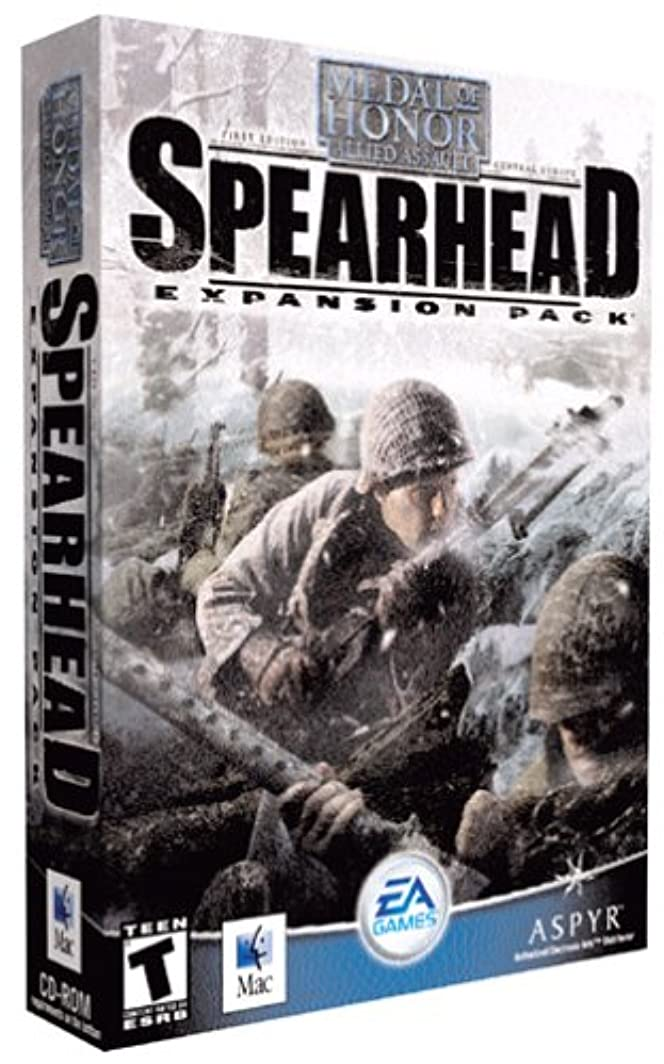数印象的下るMedal of Honor Expansion Pack: Spearhead (輸入版)