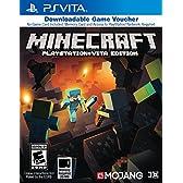 Minecraft PlayStation Vita Edition (輸入版:北米)【プロダクトコードのみ】 - PS Vita