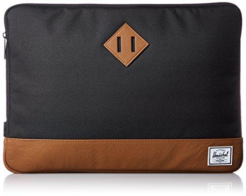 [ハーシェルサプライ] PCスリーブ Heritage Sleeve for 13 inch Macbook 10056-00001-13 00001 Black/Tan