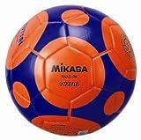 ミカサ フットサルレジャー用 オレンジ/ブルー Fリーグモデルレプリカ 一般/大学/高校/中学生用 FLL222-OB