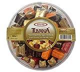 タヤス チョコレート ツバナ (ヘーゼルナッツクリーム入り) 500g