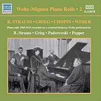 ヴェルテ=ミニョン・ピアノ・ロール・シリーズ 第2集(1905 - 1915)