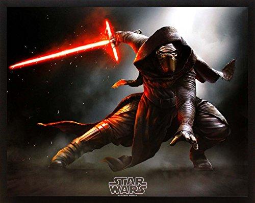 アートショップ フォームス Star Wars「スター・ウォーズ22/フォースの覚醒/カイロ・レン」アートポスター