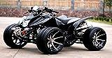 ビッグ14インチ装着!四輪油圧ディスク/DF/50CCバギーX1412W黒 ¥ 139,000
