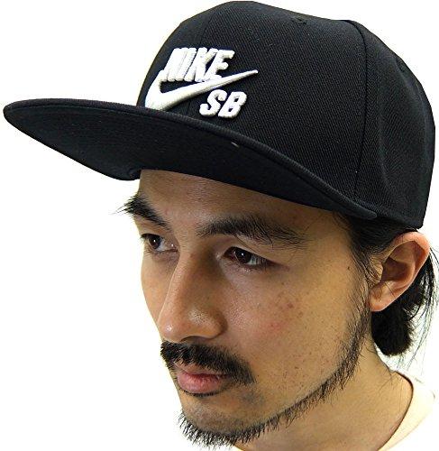 (ナイキ) NIKE 帽子 メンズ キャップ ストリート ベースボールキャップ BBキャップ 1color Free ブラック