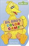 Big Bird's Color Game (Sesame Street)