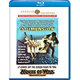 House of Wax (3D) [Blu-ray]
