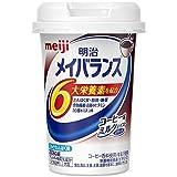 【まとめ買い】明治 メイバランス Miniカップ コーヒー味 125ml×12本