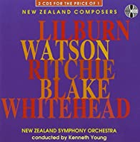 New Zealand Orchestral Works